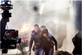 Kiefer and Mary Lynn BTS of 24: Live Another Day Promo - 24 photo