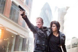 Kiefer and Mary Lynn 방탄소년단 of 24: Live Another 일 Promo