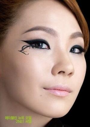 CL for Maybelline New York (Korea)