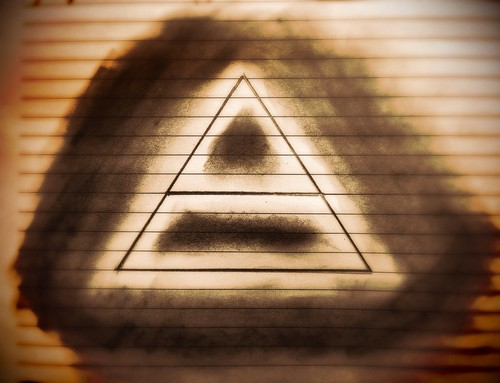 30 Seconds To Mars wallpaper titled Triad Symbol