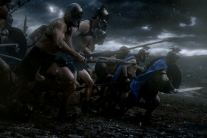 300: Rise of an Empire foto Gallery