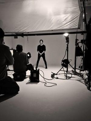 foto shoot yesterday