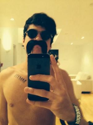 Mr moustache !