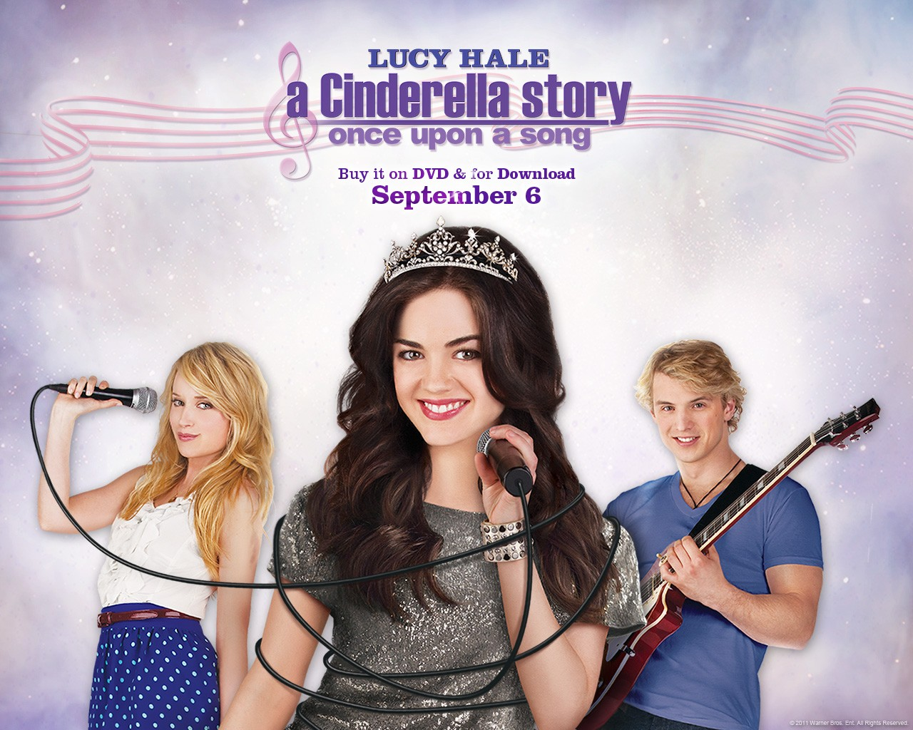 Story Once Upon a Song  A Cinderella Story Once Upon A Song