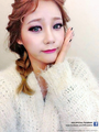 Yuna as 'Princess Anna'  - aoa-ace-of-angles photo