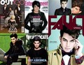 Many Covers - adam-lambert photo