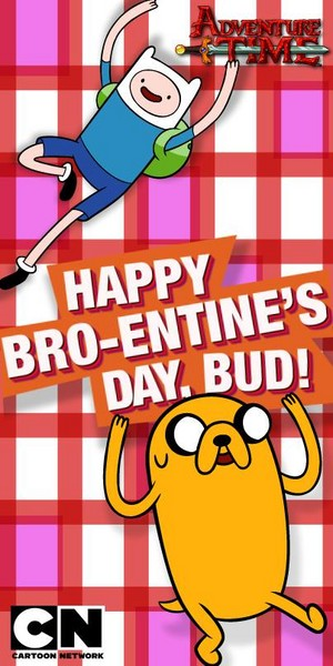 Finn and Jake's Happy Valentines giorno