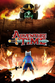 Finn Vs the Lich - adventure-time-with-finn-and-jake fan art