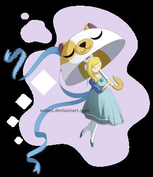 Dream White Rabbit
