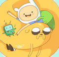 Adventure Time! - adventure-time-with-finn-and-jake fan art