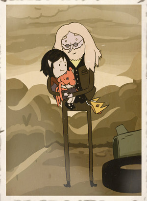 Simon and Marcy