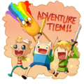 Adventure Time Crossover - adventure-time-with-finn-and-jake fan art