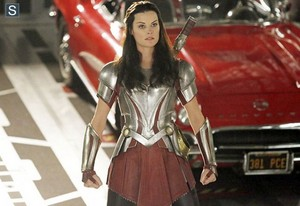 Agents of S.H.I.E.L.D - First Look at Jaimie Alexander