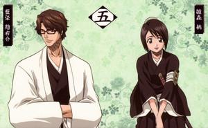 Aizen & Momo