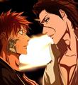 Aizen & Ichigo