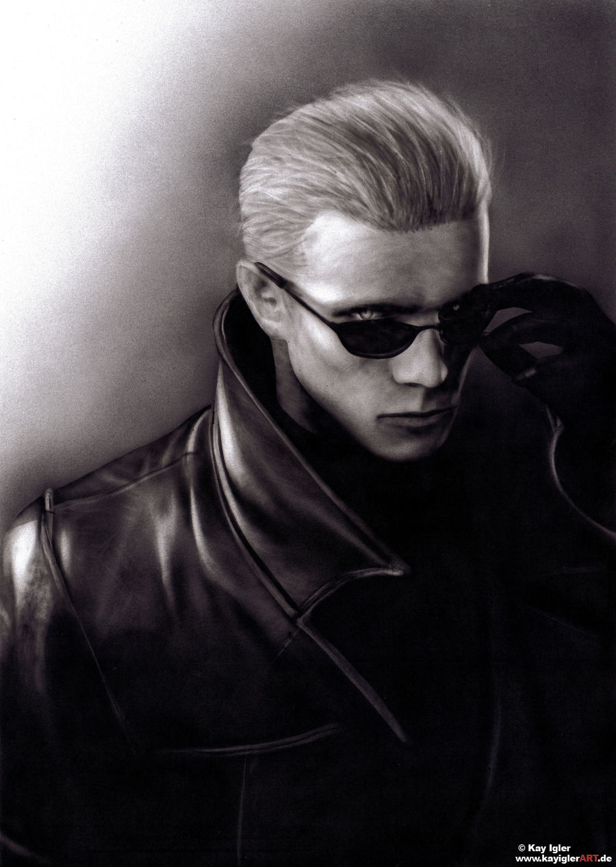 resient evil wesker - photo #29