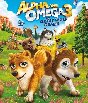 Alpha And Omega 3 Movie Cover