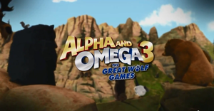 Alpha and Omega 3 título