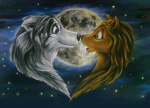 Kate, Humphrey And The Moon