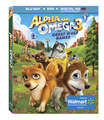 Blu-Ray Cover (HD Version) - alpha-and-omega photo