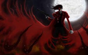 Alucard Hellsing_Level 2