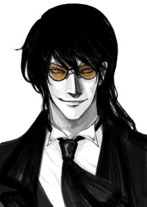 Vampire Alucard