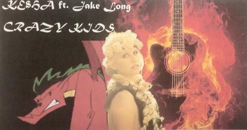 American Dragon: Jake Long wolpeyper called Jake Long & Ke$ha - Crazy Kids