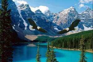 American Eagle_Mountain_Lake