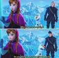 Frozen - Olaf - anniewannie photo