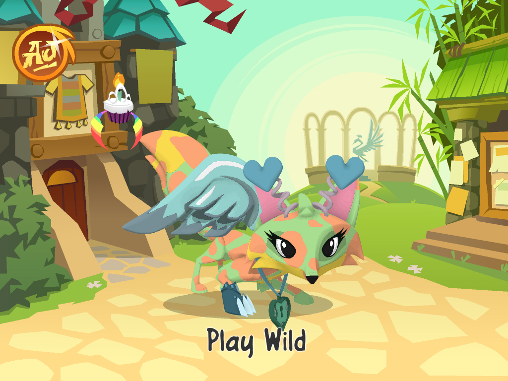 Image of: Art Animal Jam Images Princessgianna60 The Fairy Fox Hd Wallpaper And Background Photos Fanpop Animal Jam Images Princessgianna60 The Fairy Fox Hd Wallpaper And