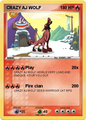 Animal जाम pokemon card