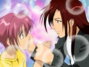 GRAVITATION Shuichi and Hiro