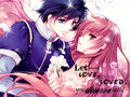 ♥Romeo x Juliet♥  - anime-couples wallpaper