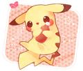 Cute Pika - anime fan art