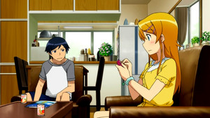 Oreimo Screencap