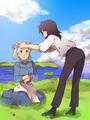 Howl's Moving Castle - anime fan art