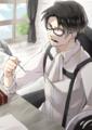 Levi (SNK) - anime fan art