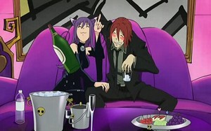 Blair and Spirit: Soul Eater