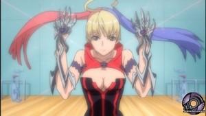 Maria: Witchblade