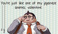 Happy Valentines Day! - anime photo