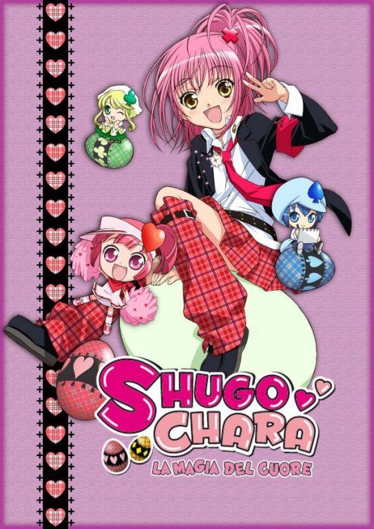 image. Amu and shugo chara!!! - Shugo Chara Fan Art