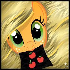 manzana, apple Jack the Earth poni, pony