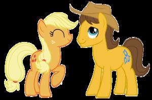 manzana, apple Jack and caramelo