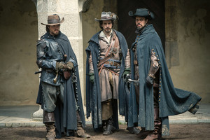 The Musketeers - Aramis - 1x07 promotional 写真