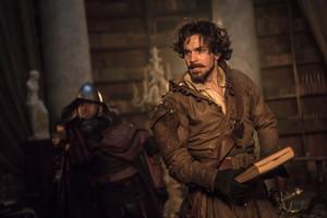 The Musketeers - Aramis - 1x07 promotional fotografias