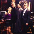 Arrow Cast BTS 2x18 - arrow photo