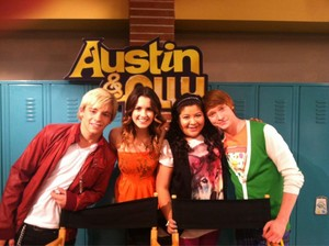 *****Austin and Ally******