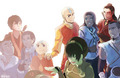 Avatar: The Last Airbender - avatar-the-last-airbender fan art