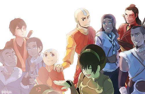 Avatar – Der Herr der Elemente Hintergrund called Avatar: The Last Airbender