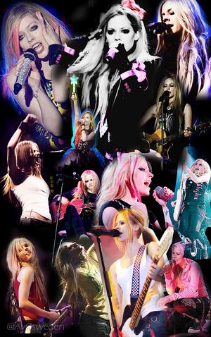 Avril Lavigne Live 2002-2014